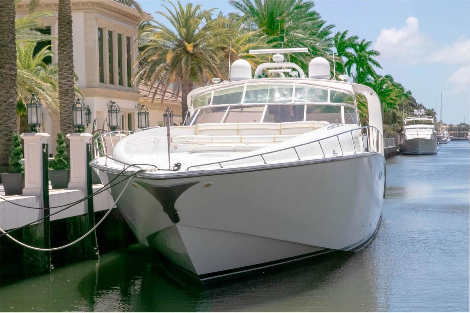 Custom-Shoell Express Motor Yacht 2004-Purely Pleasure Fort Lauderdale-Florida-United States-1418540 | Thumbnail