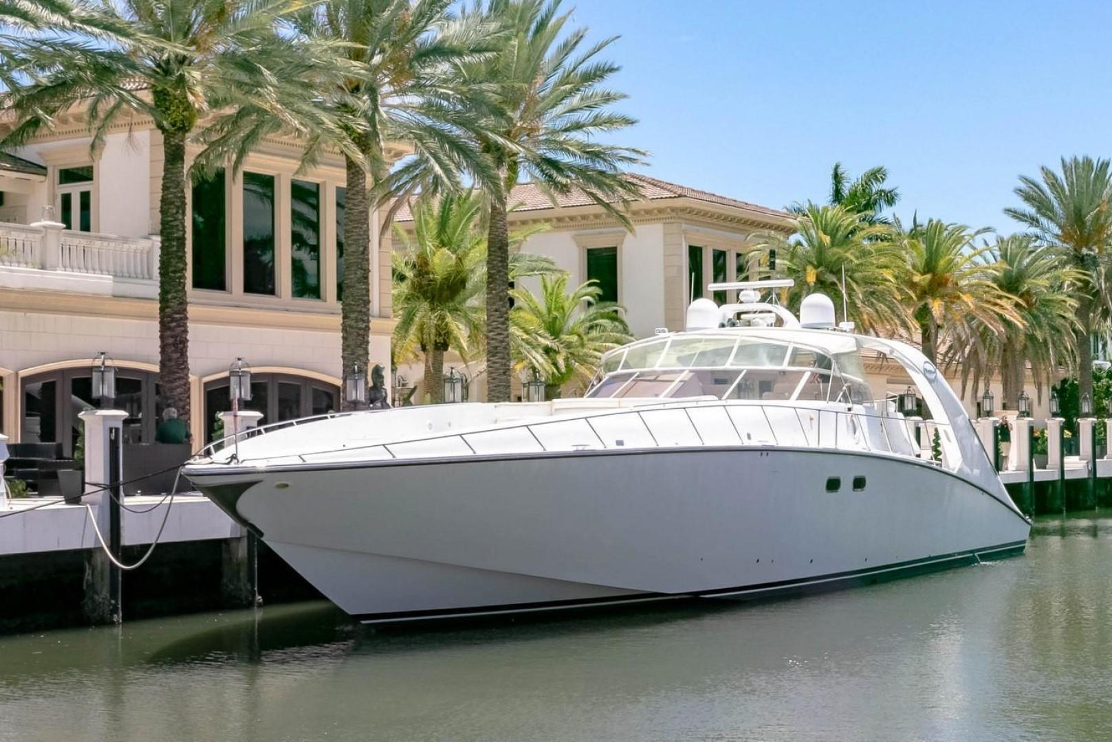 Custom-Shoell Express Motor Yacht 2004-Purely Pleasure Fort Lauderdale-Florida-United States-1418542 | Thumbnail