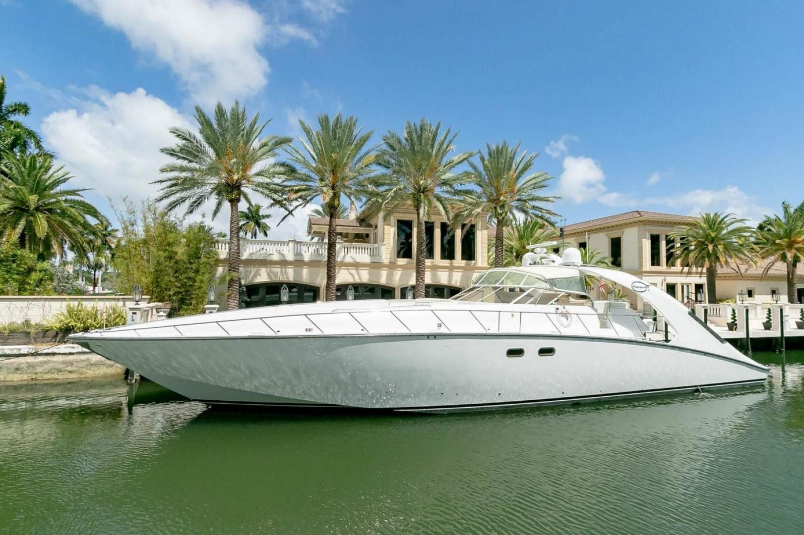 Custom-Shoell Express Motor Yacht 2004-Purely Pleasure Fort Lauderdale-Florida-United States-1418538 | Thumbnail