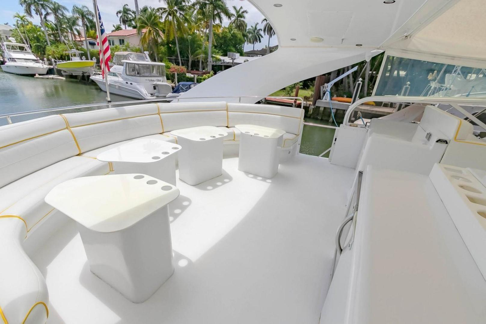 Custom-Shoell Express Motor Yacht 2004-Purely Pleasure Fort Lauderdale-Florida-United States-1418558 | Thumbnail