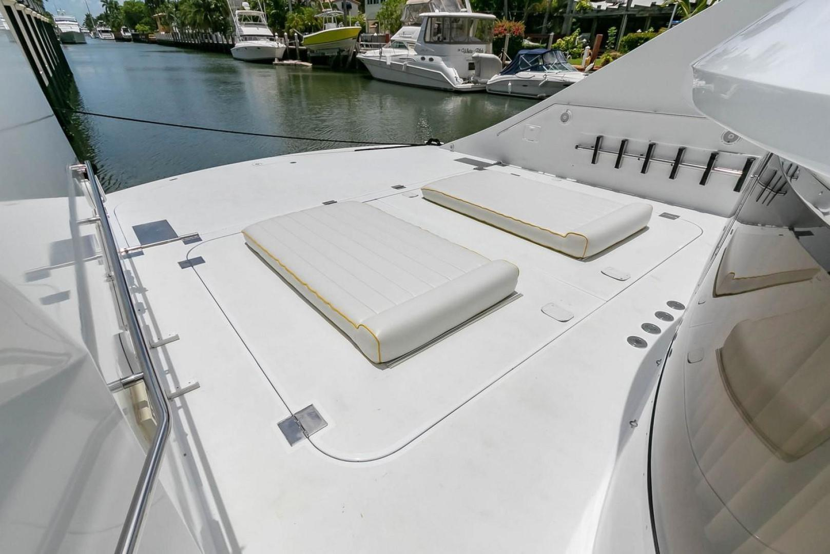 Custom-Shoell Express Motor Yacht 2004-Purely Pleasure Fort Lauderdale-Florida-United States-1418560 | Thumbnail