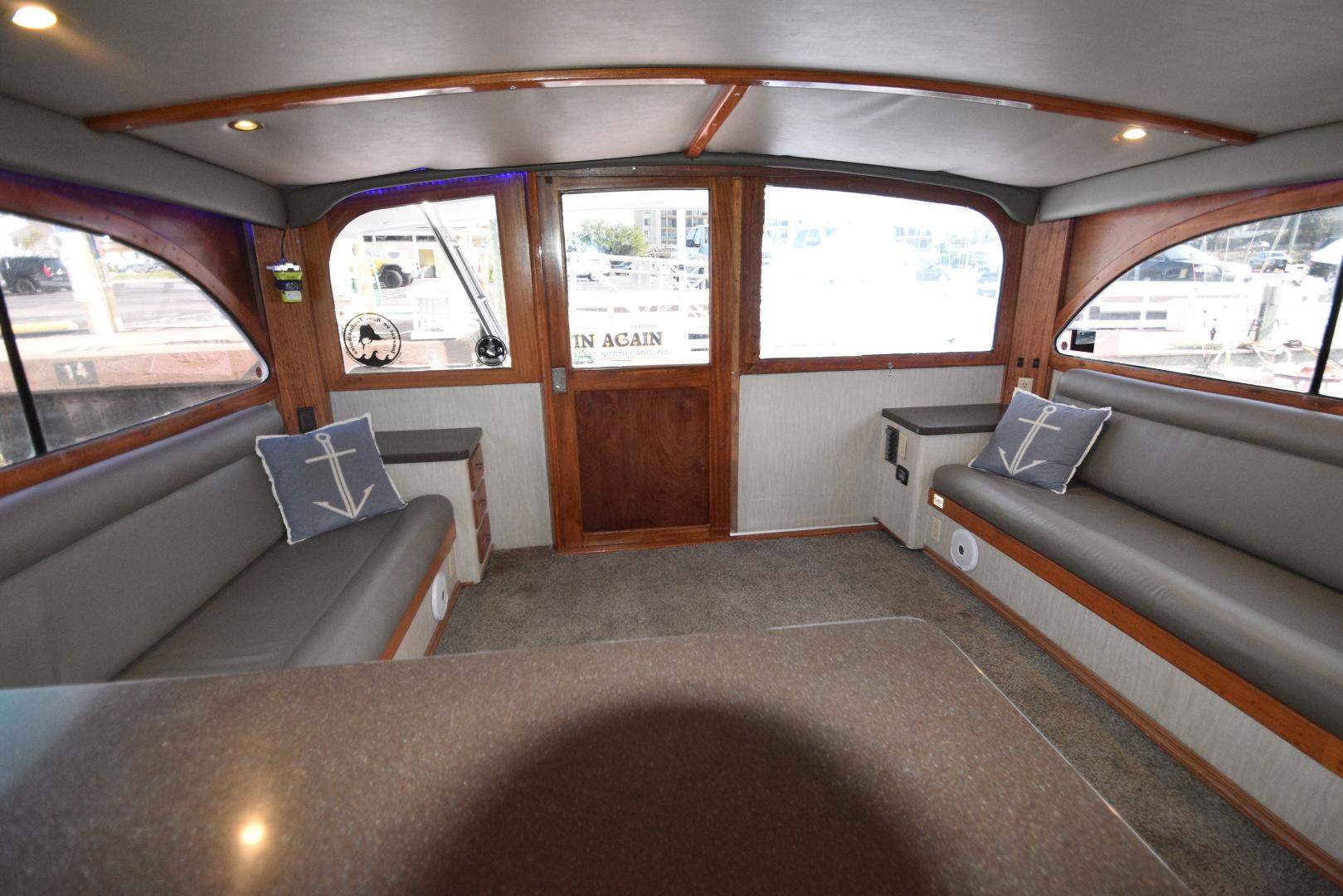 Custom Carolina-48 Sleep Creek Boatworks/Gary Davis 1989-Fin Again VA Beach-Virginia-United States-1421308   Thumbnail