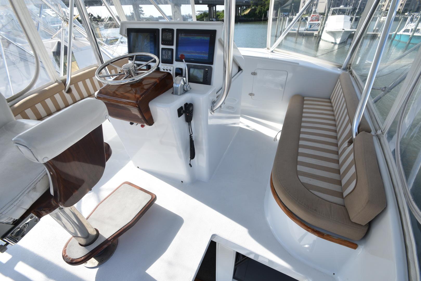 Custom Carolina-48 Sleep Creek Boatworks/Gary Davis 1989-Fin Again VA Beach-Virginia-United States-1421289   Thumbnail