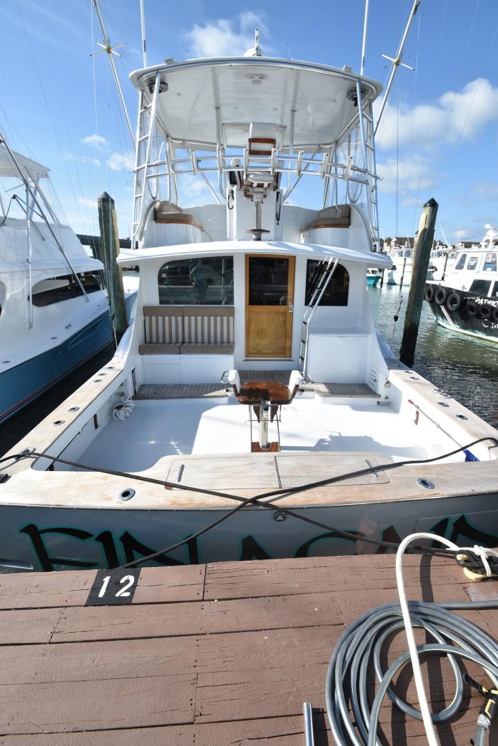 Custom Carolina-48 Sleep Creek Boatworks/Gary Davis 1989-Fin Again VA Beach-Virginia-United States-1421325   Thumbnail