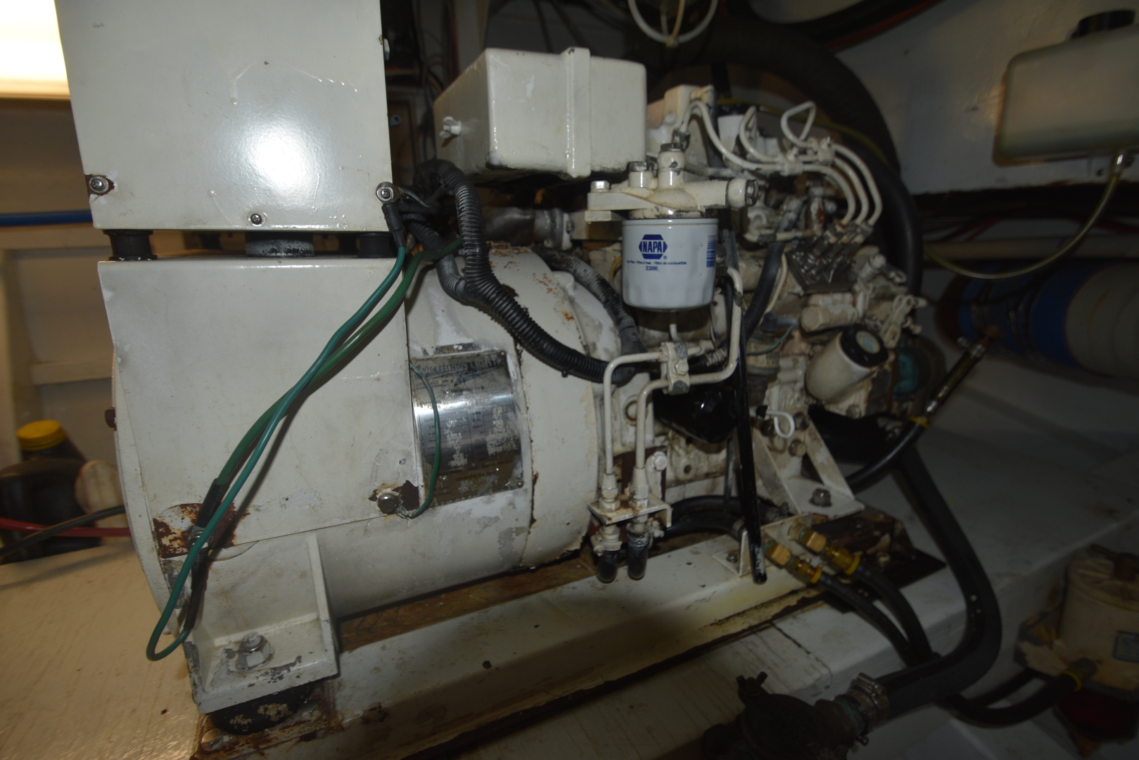 Custom Carolina-48 Sleep Creek Boatworks/Gary Davis 1989-Fin Again VA Beach-Virginia-United States-1421275   Thumbnail