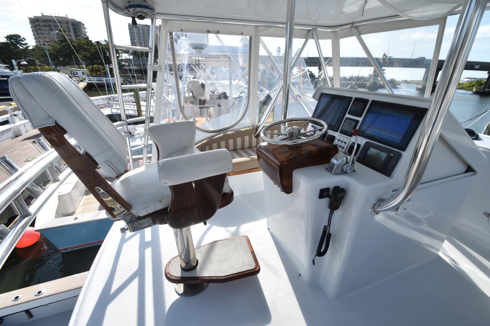 Custom Carolina-48 Sleep Creek Boatworks/Gary Davis 1989-Fin Again VA Beach-Virginia-United States-1421290   Thumbnail