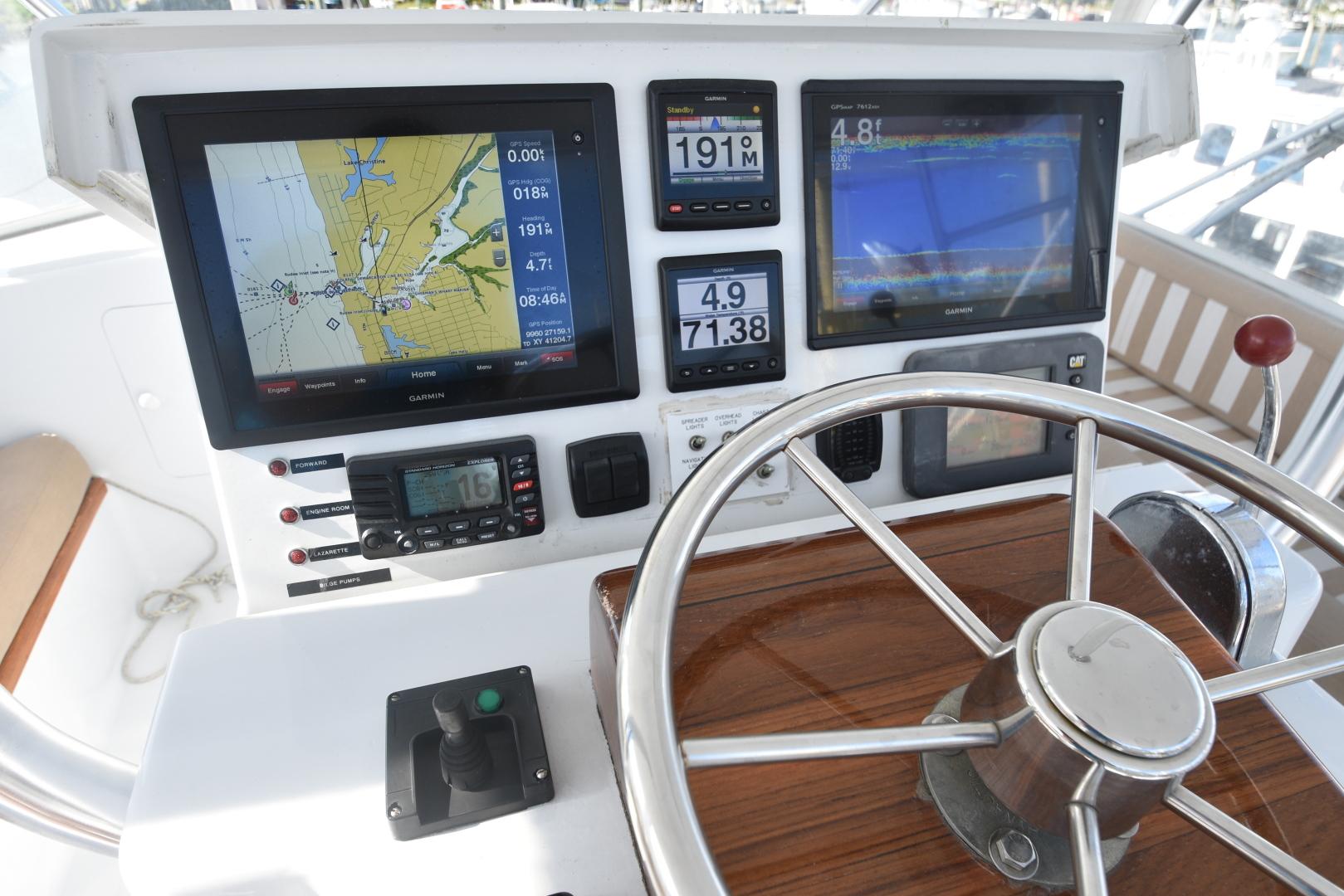 Custom Carolina-48 Sleep Creek Boatworks/Gary Davis 1989-Fin Again VA Beach-Virginia-United States-1421266   Thumbnail