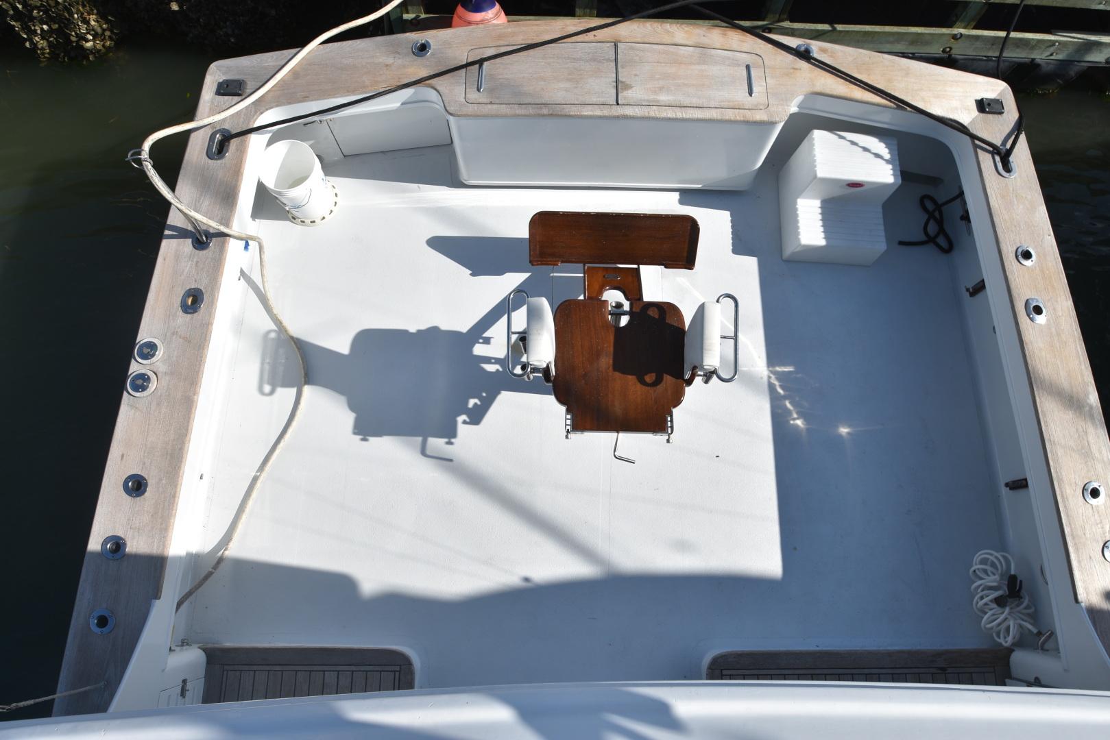 Custom Carolina-48 Sleep Creek Boatworks/Gary Davis 1989-Fin Again VA Beach-Virginia-United States-1421296   Thumbnail