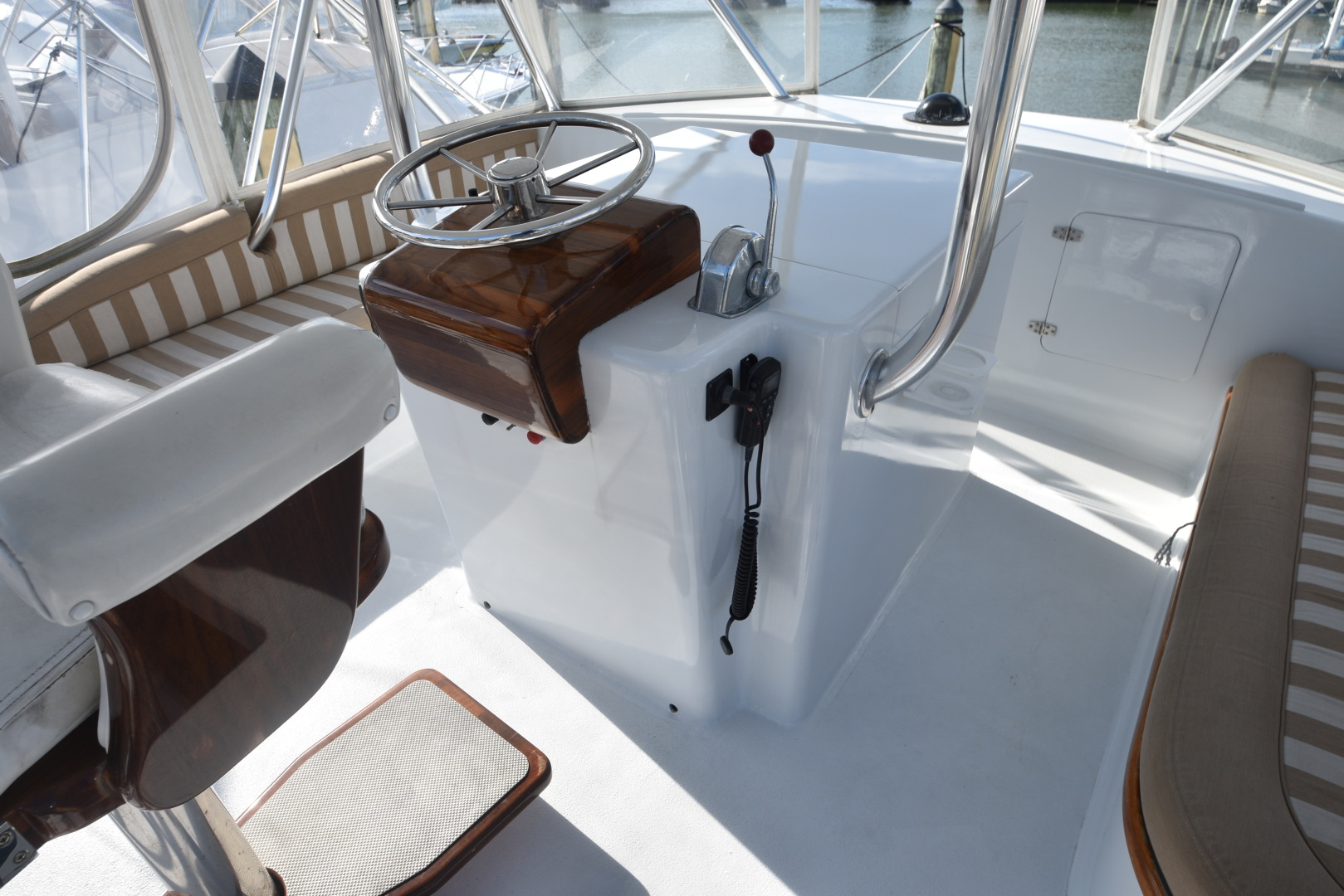 Custom Carolina-48 Sleep Creek Boatworks/Gary Davis 1989-Fin Again VA Beach-Virginia-United States-1421298   Thumbnail