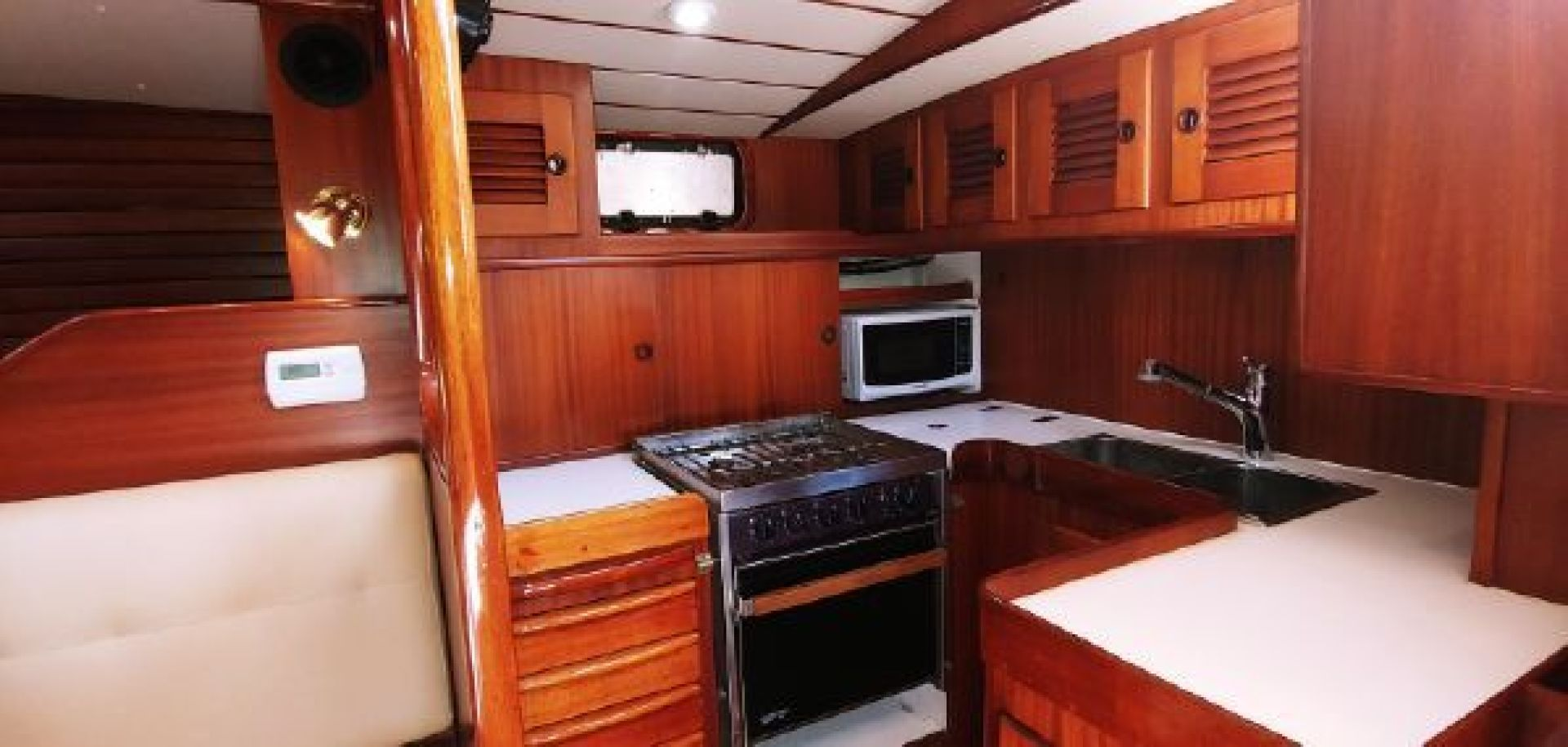 Hallberg-Rassy 1984-Baltic Queen Fort Lauderdale-Florida-United States-1421686 | Thumbnail