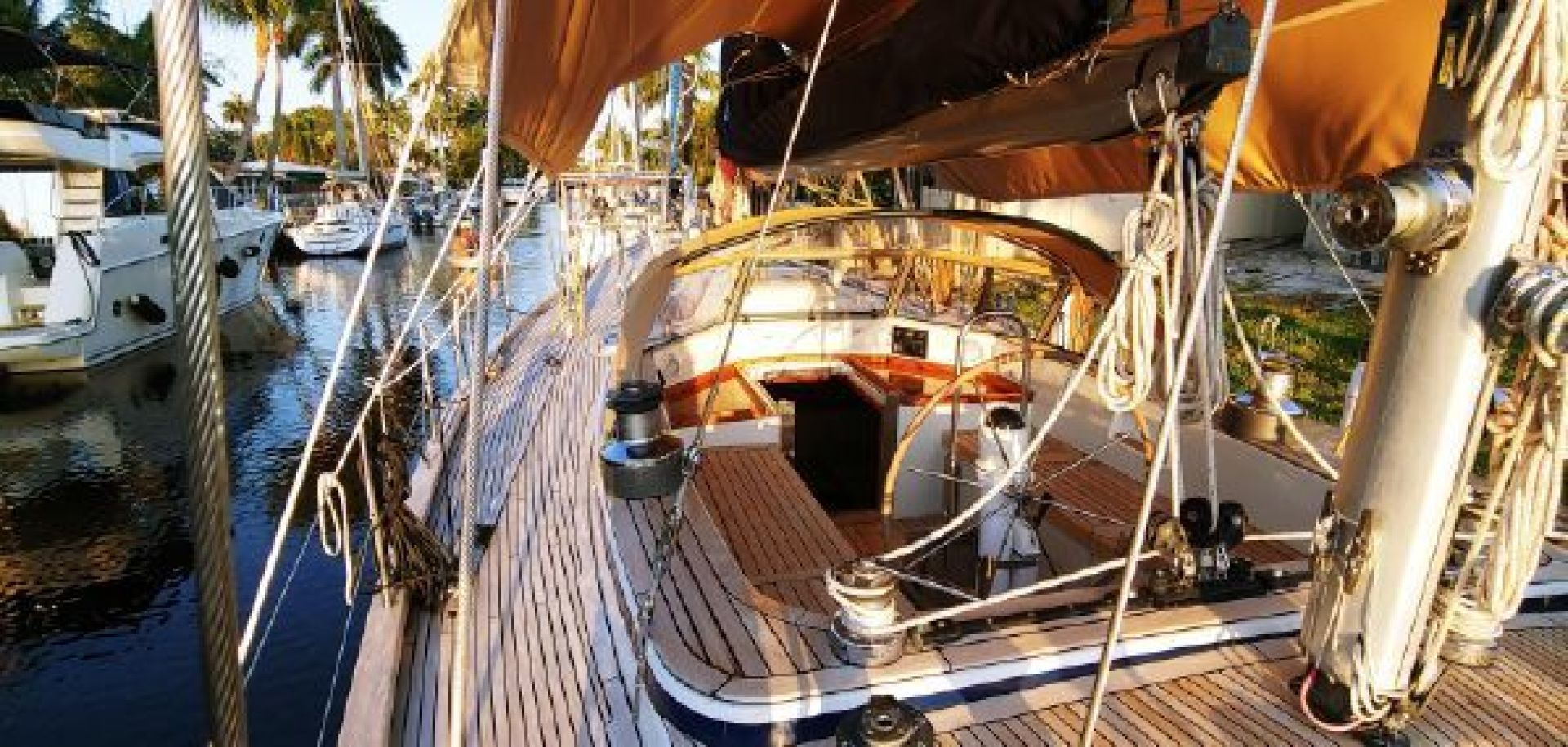Hallberg-Rassy 1984-Baltic Queen Fort Lauderdale-Florida-United States-1421666 | Thumbnail