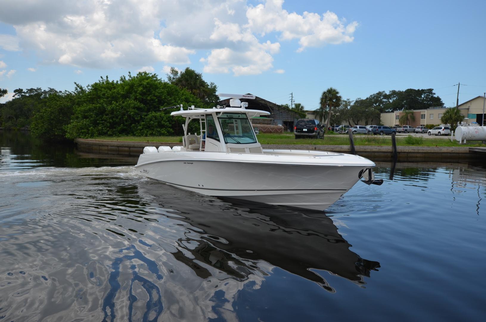 Boston Whaler-350 Outrage 2017-Keepin It Reel Tarpon Springs-Florida-United States-1422750 | Thumbnail