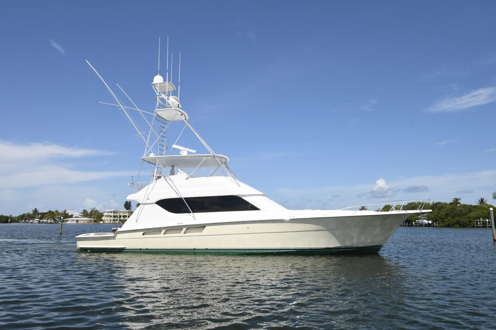 "2003 Hatteras 65' 65 Convertible ""Galati Yacht Sales Trade"""