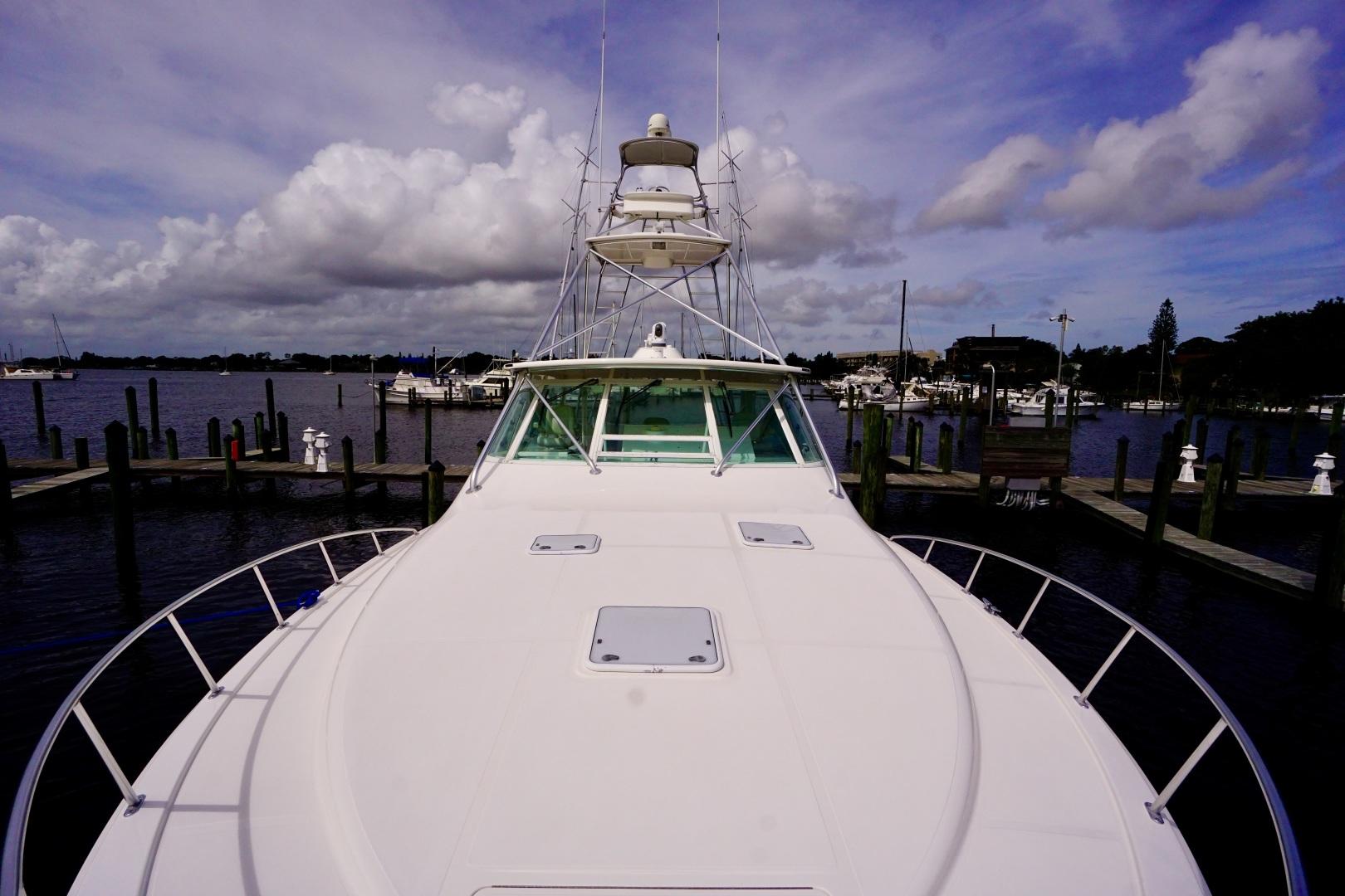 Cabo-52 Express 2007-Blueline Stuart-Florida-United States-Foredeck-1507515 | Thumbnail