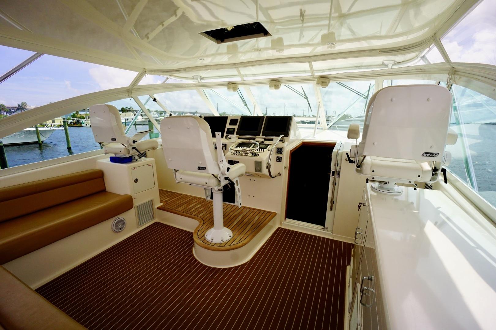 Cabo-52 Express 2007-Blueline Stuart-Florida-United States-Bridge Deck-1507524 | Thumbnail