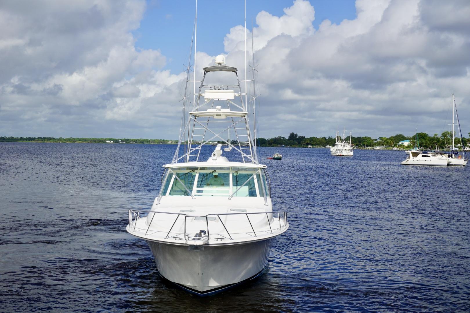 Cabo-52 Express 2007-Blueline Stuart-Florida-United States-Profile-1507504 | Thumbnail