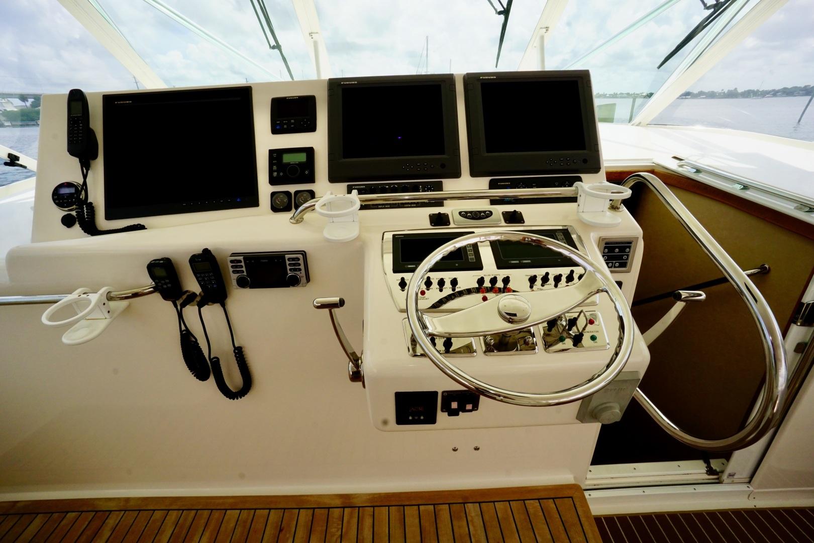 Cabo-52 Express 2007-Blueline Stuart-Florida-United States-Helm-1507525 | Thumbnail