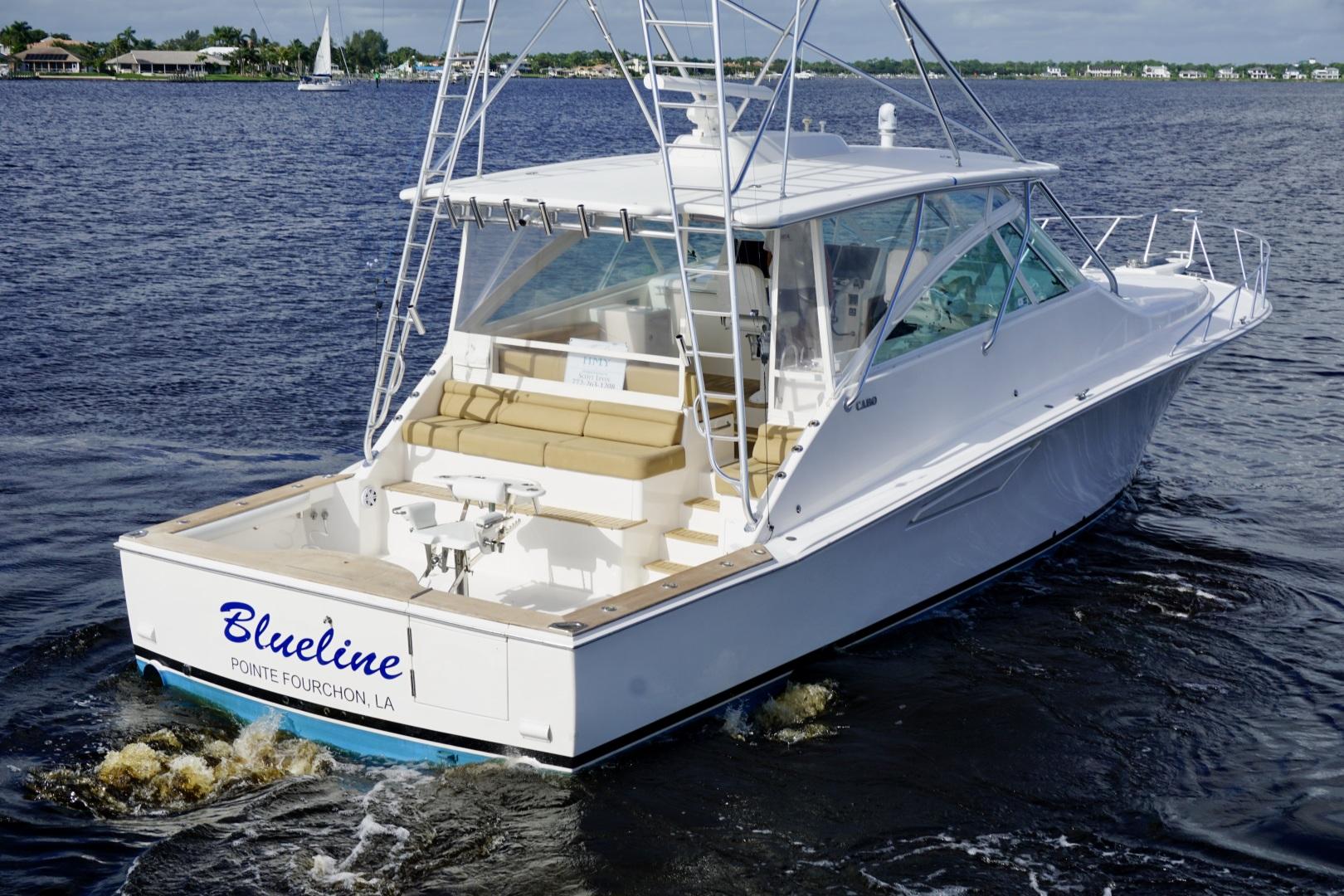Cabo-52 Express 2007-Blueline Stuart-Florida-United States-Profile-1507494 | Thumbnail