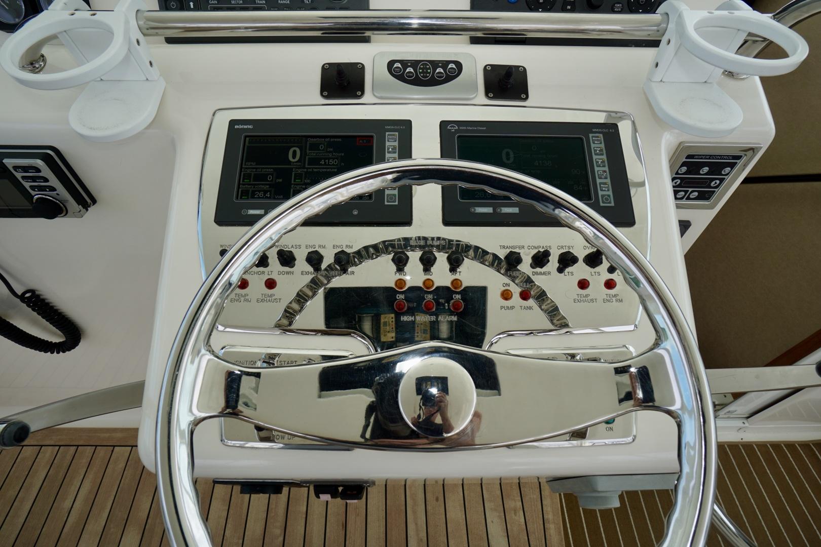 Cabo-52 Express 2007-Blueline Stuart-Florida-United States-Helm-1507576 | Thumbnail
