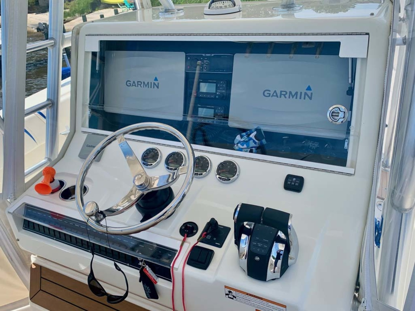 SeaVee-390B Center Console 2019-No Whey Toms River-New Jersey-United States-Helm-1424914 | Thumbnail