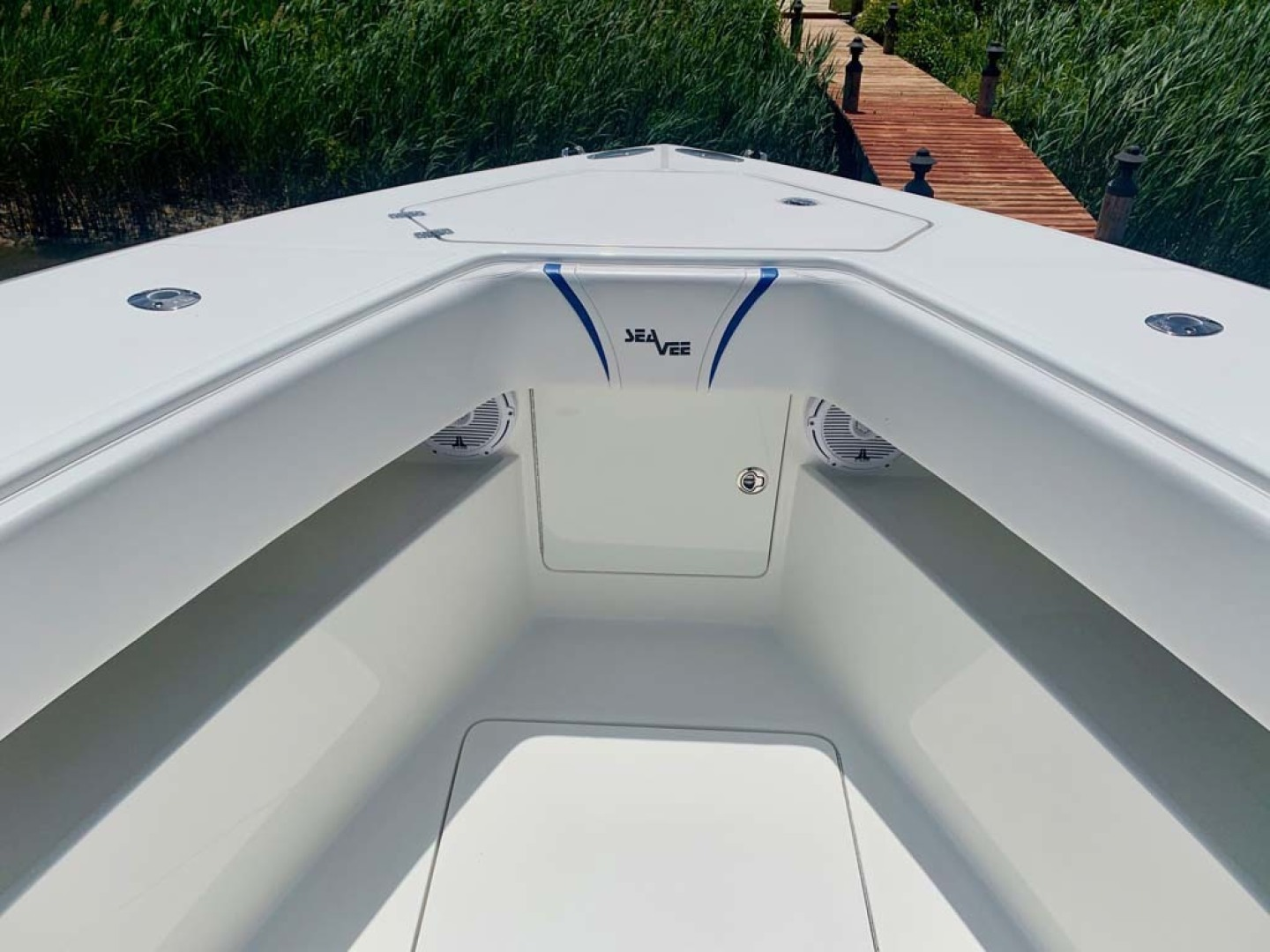 SeaVee-390B Center Console 2019-No Whey Toms River-New Jersey-United States-Bow-1424902 | Thumbnail