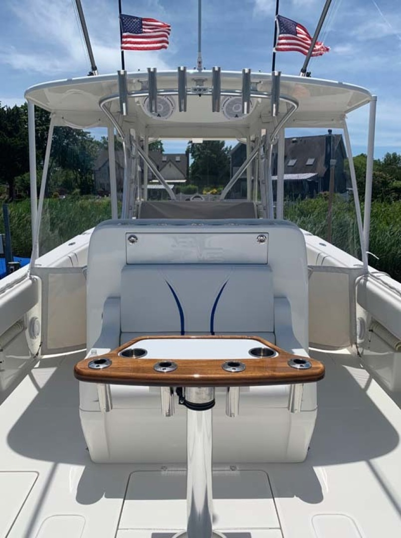 SeaVee-390B Center Console 2019-No Whey Toms River-New Jersey-United States-Cockpit-1424919 | Thumbnail