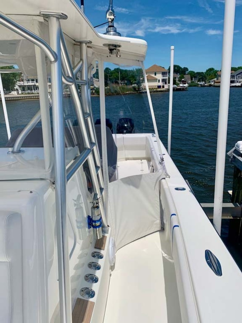 SeaVee-390B Center Console 2019-No Whey Toms River-New Jersey-United States-Port Deck-1424913 | Thumbnail