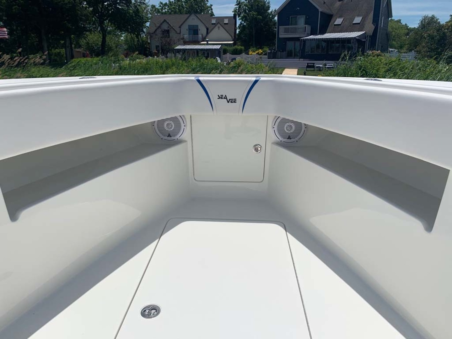SeaVee-390B Center Console 2019-No Whey Toms River-New Jersey-United States-Bow-1424903 | Thumbnail
