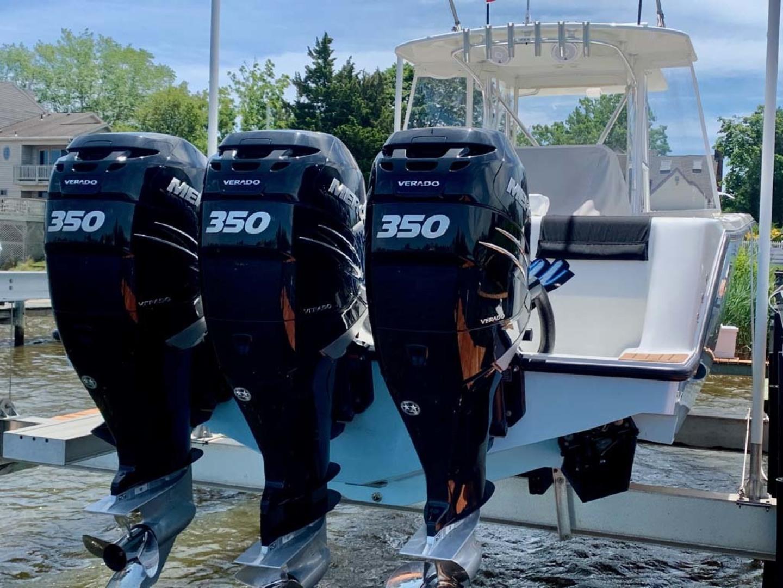 SeaVee-390B Center Console 2019-No Whey Toms River-New Jersey-United States-Triple Mercury Verado 350s-1424927 | Thumbnail