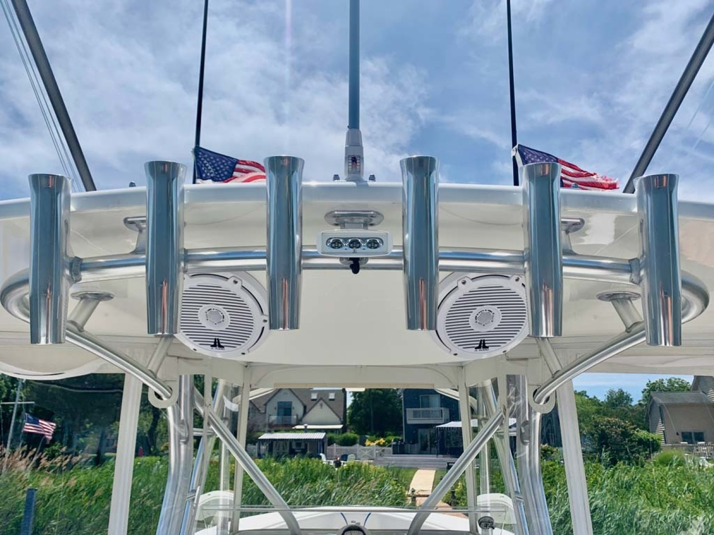 SeaVee-390B Center Console 2019-No Whey Toms River-New Jersey-United States-Hardtop and Rocket Launchers-1424918 | Thumbnail