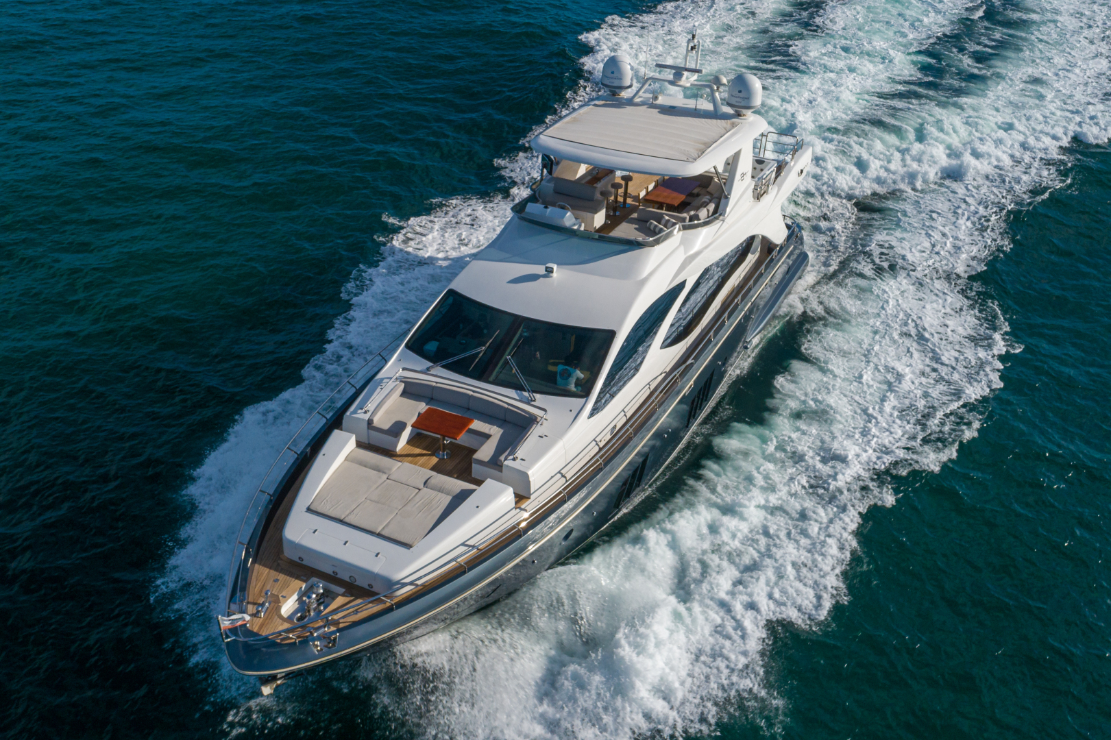 Azimut-84 Motor Yacht 2016 -Delray Beach-Florida-United States-1427154 | Thumbnail