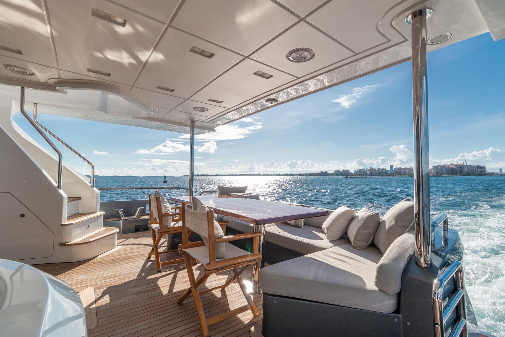 Azimut-84 Motor Yacht 2016 -Delray Beach-Florida-United States-1427209 | Thumbnail