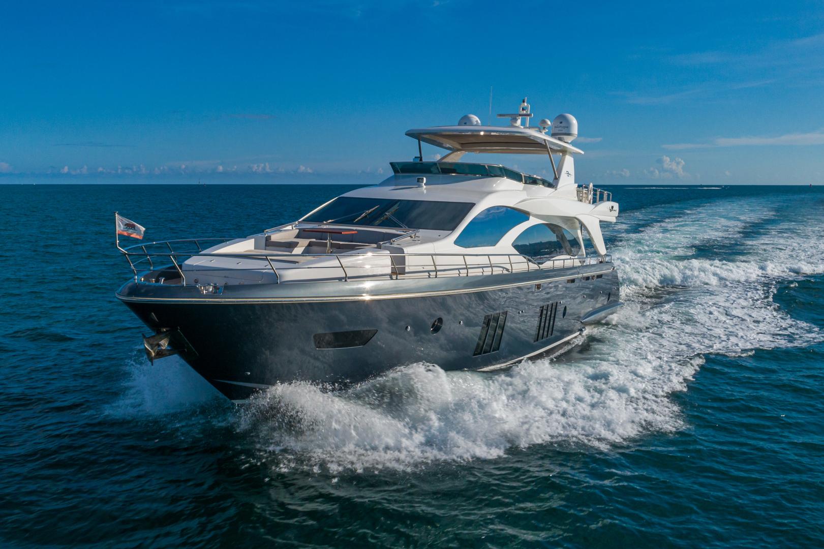 Azimut-84 Motor Yacht 2016 -Delray Beach-Florida-United States-1427142 | Thumbnail