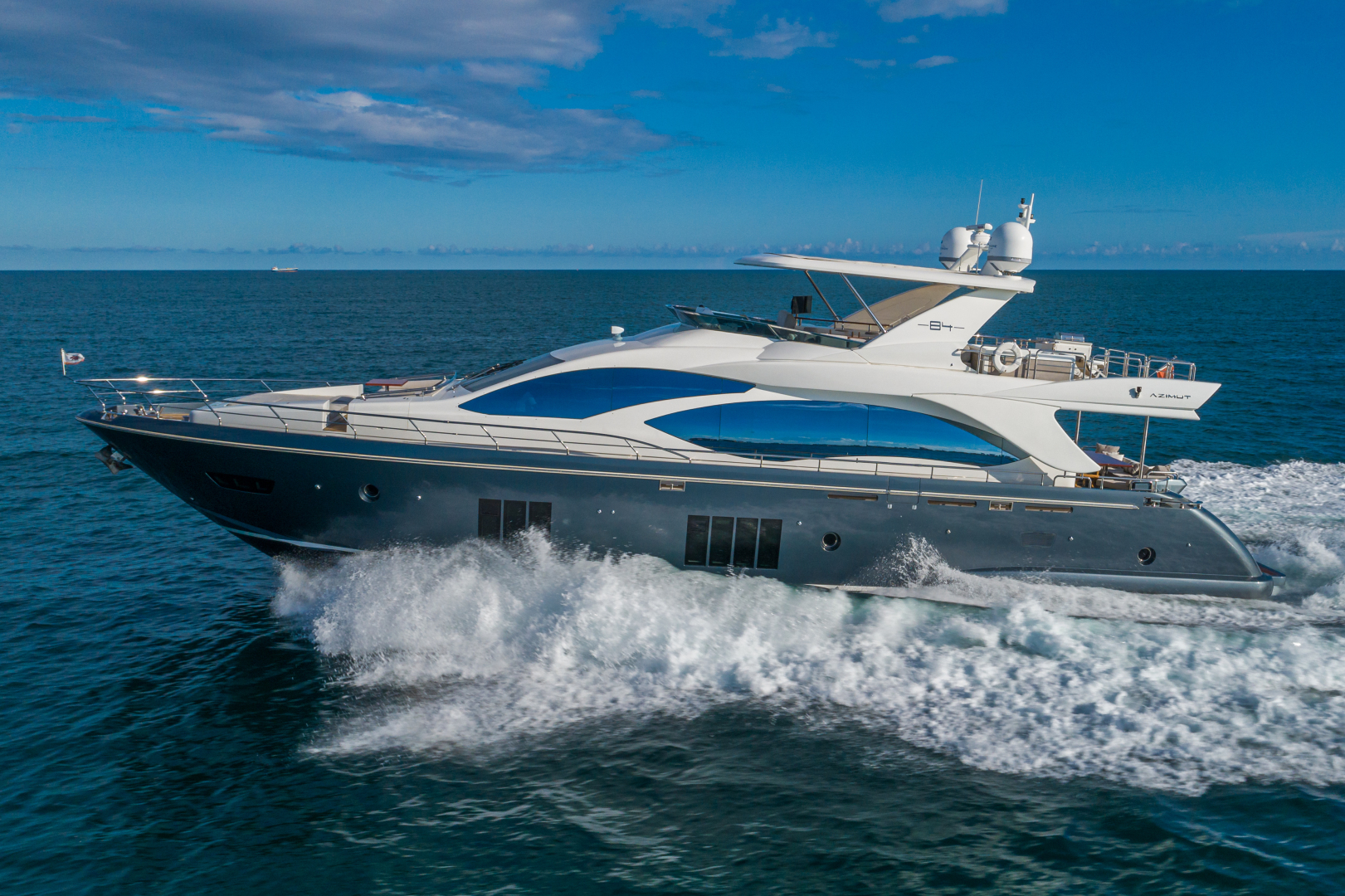 Azimut-84 Motor Yacht 2016 -Delray Beach-Florida-United States-1427156 | Thumbnail