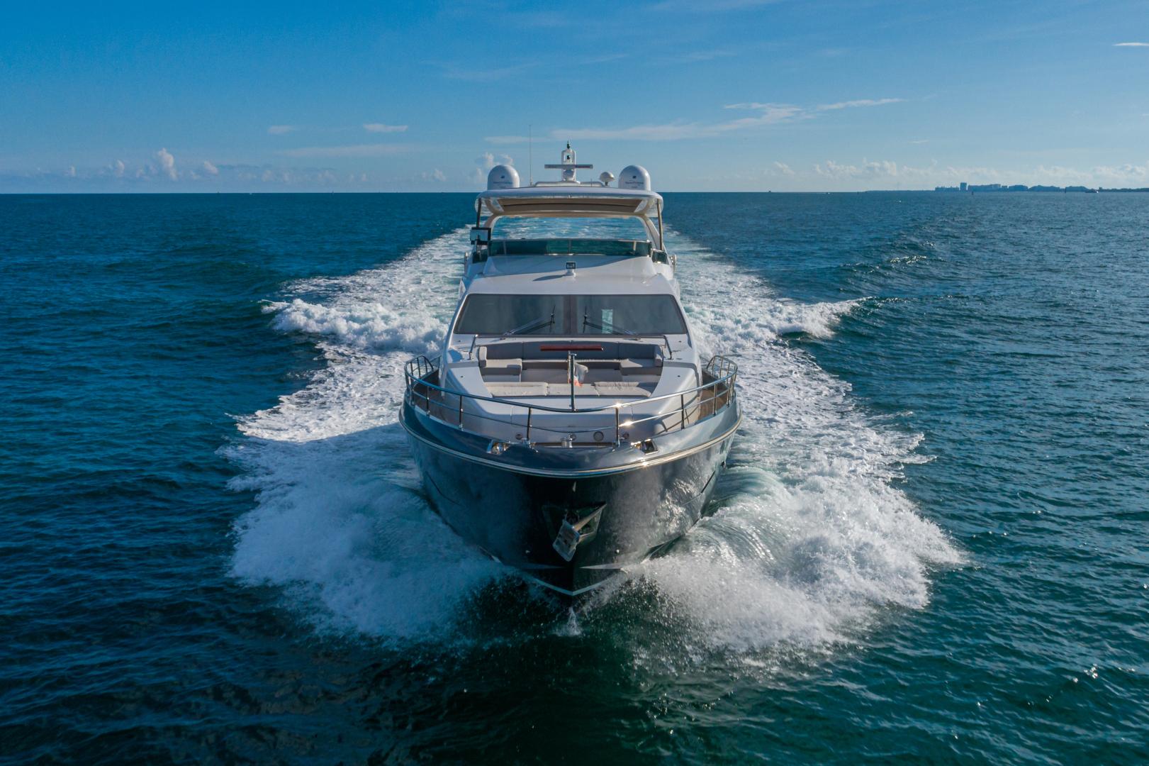 Azimut-84 Motor Yacht 2016 -Delray Beach-Florida-United States-1427155 | Thumbnail