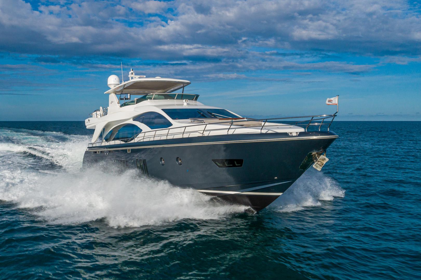 Azimut-84 Motor Yacht 2016 -Delray Beach-Florida-United States-1427183 | Thumbnail