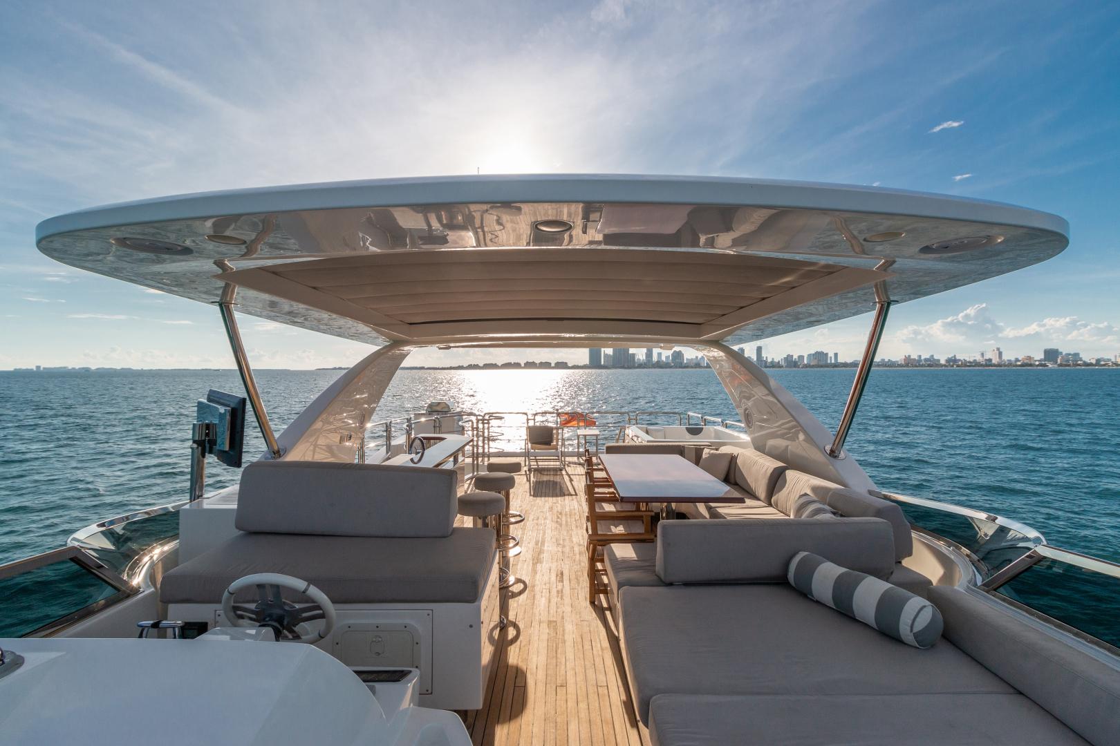 Azimut-84 Motor Yacht 2016 -Delray Beach-Florida-United States-1427256 | Thumbnail