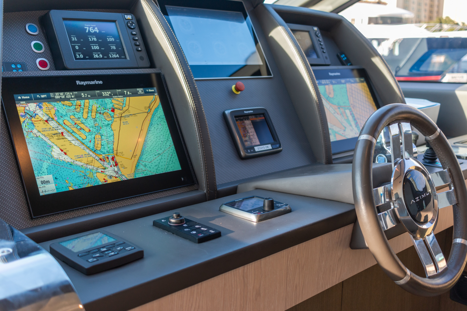 Azimut-84 Motor Yacht 2016 -Delray Beach-Florida-United States-1427268 | Thumbnail