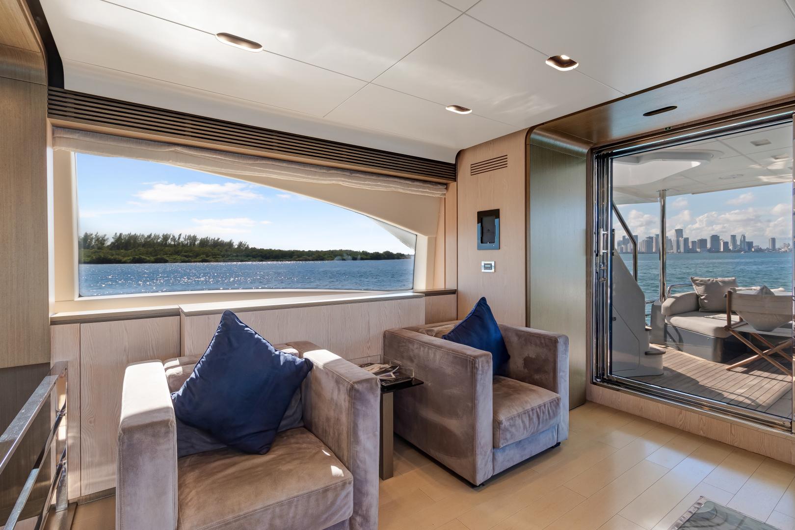 Azimut-84 Motor Yacht 2016 -Delray Beach-Florida-United States-1427279 | Thumbnail