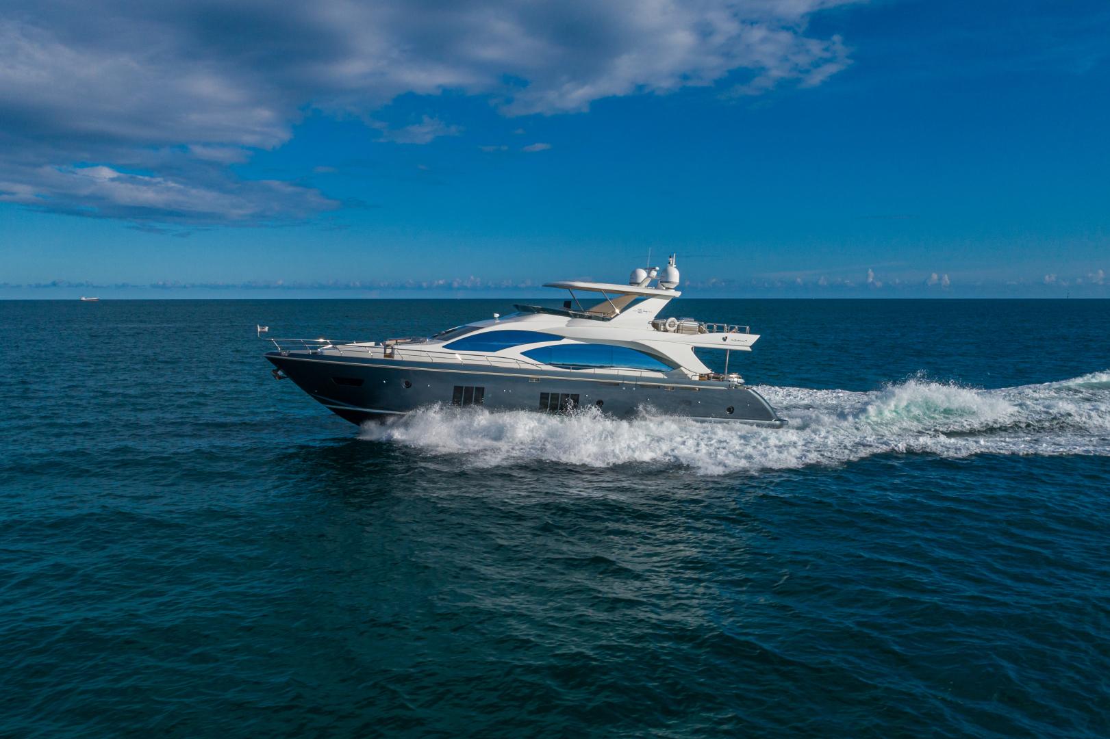 Azimut-84 Motor Yacht 2016 -Delray Beach-Florida-United States-1427163 | Thumbnail