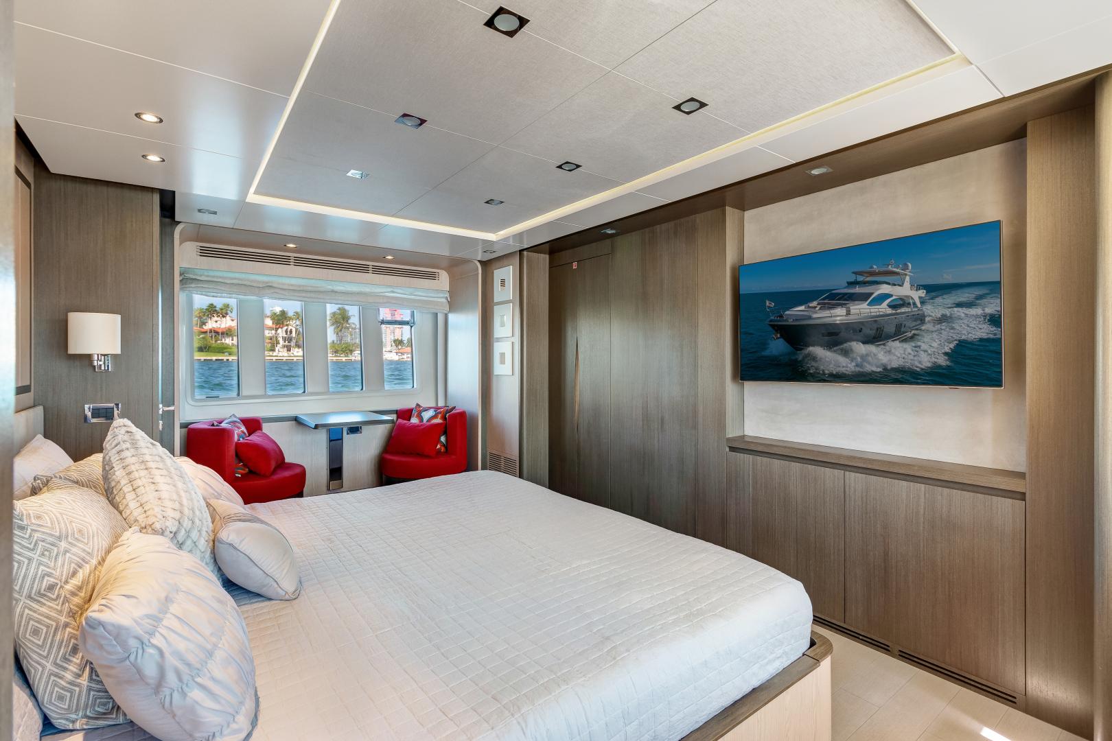 Azimut-84 Motor Yacht 2016 -Delray Beach-Florida-United States-1427285 | Thumbnail