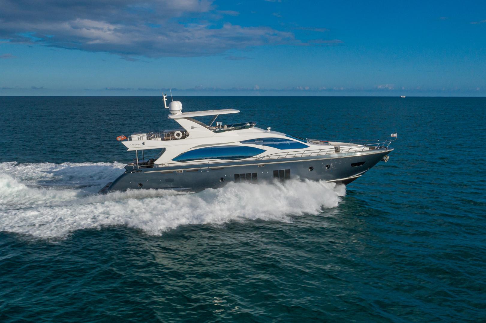 Azimut-84 Motor Yacht 2016 -Delray Beach-Florida-United States-1427197 | Thumbnail