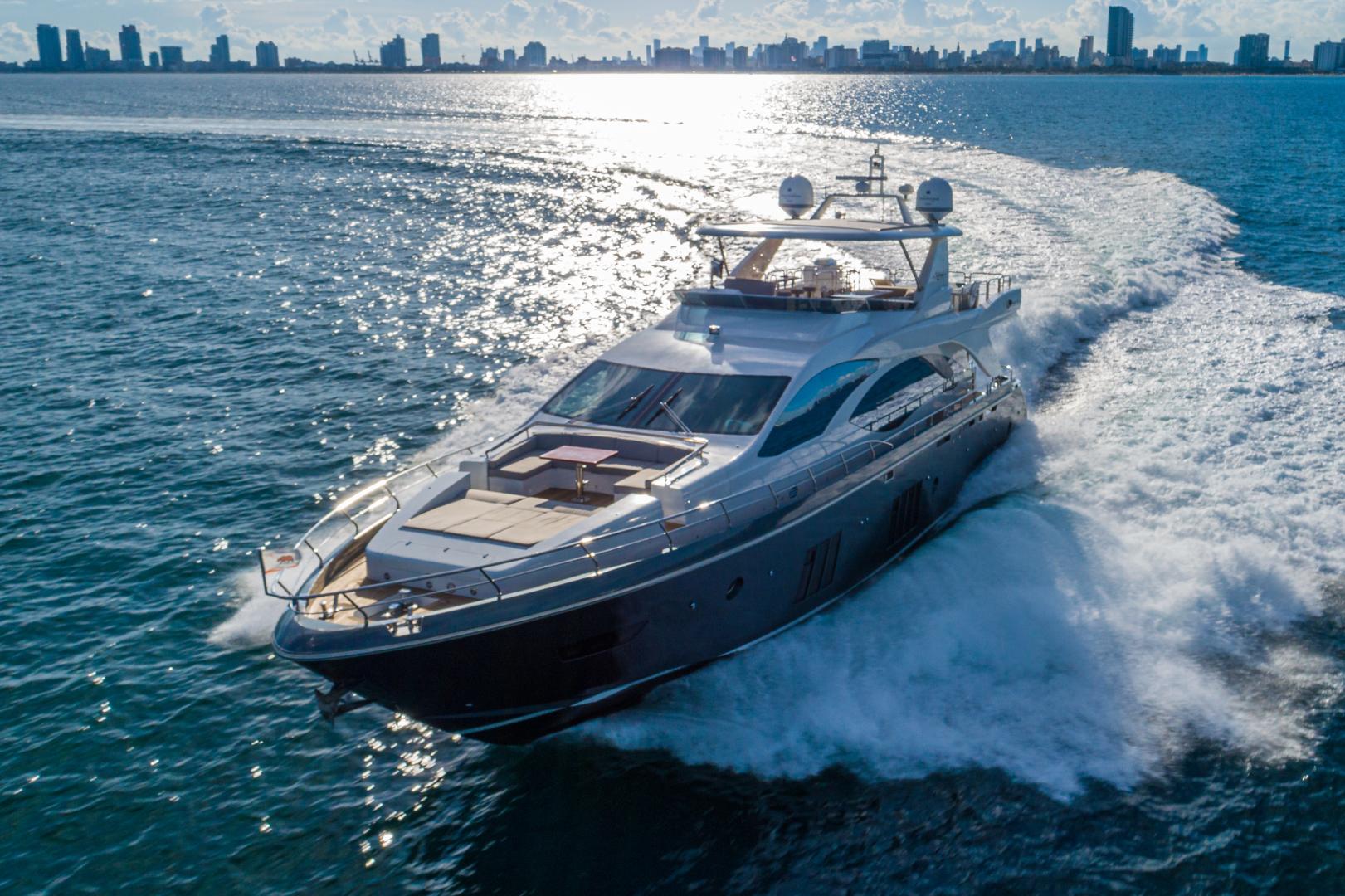 Azimut-84 Motor Yacht 2016 -Delray Beach-Florida-United States-1427178 | Thumbnail