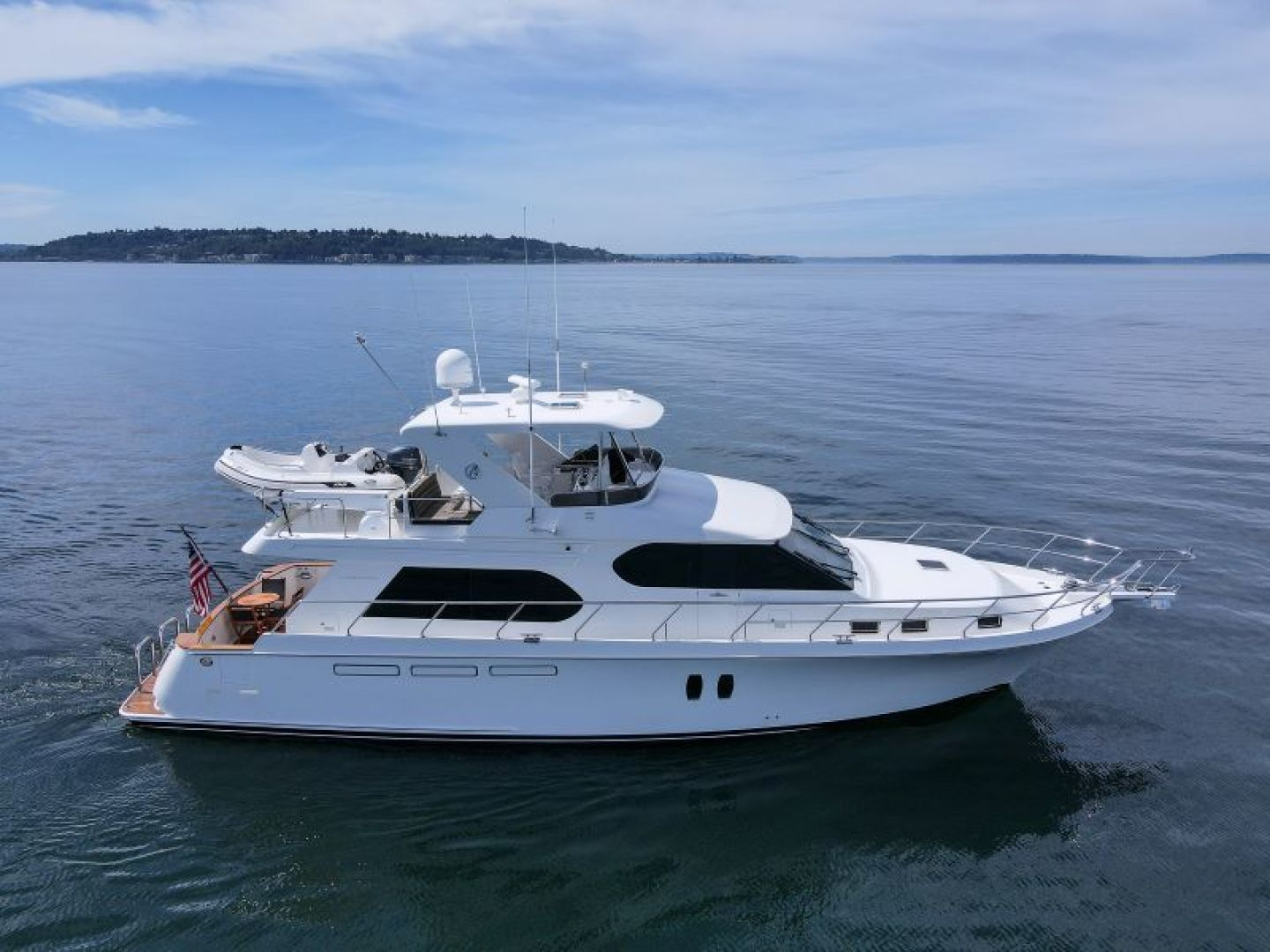 "2012 Ocean Alexander 62' 62 Pilothouse ""COMIN' AROUND"""
