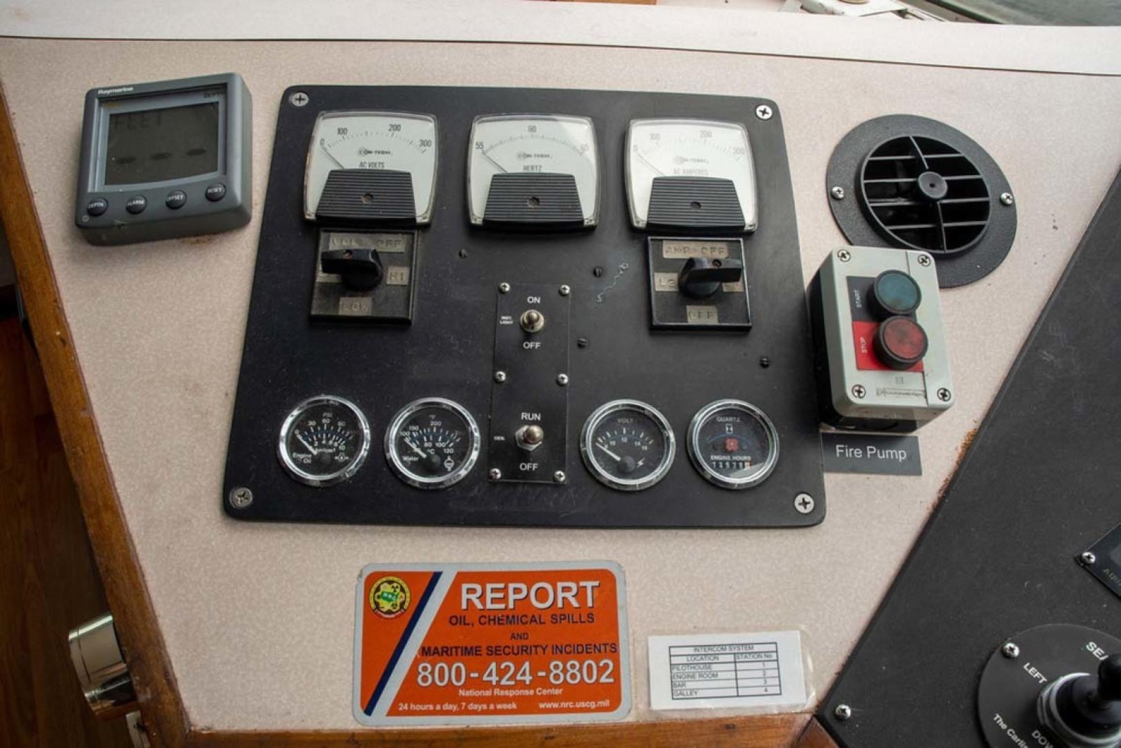 Custom-Freeport 150 Passenger 1993-Island Time Bucksport-South Carolina-United States-1427978 | Thumbnail