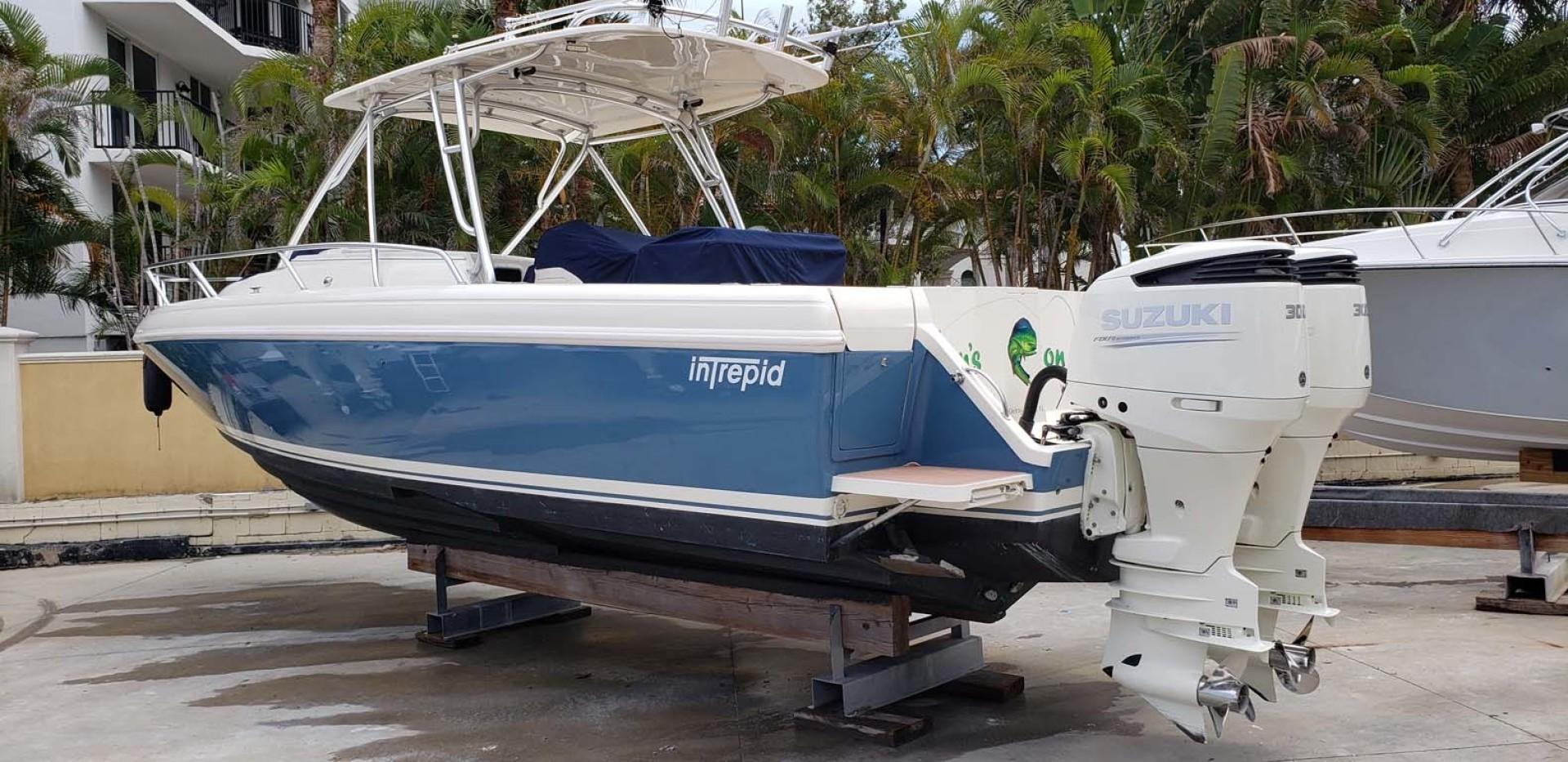 Intrepid-348 Walkaround 2003 -West Palm Beach-Florida-United States-1428858 | Thumbnail