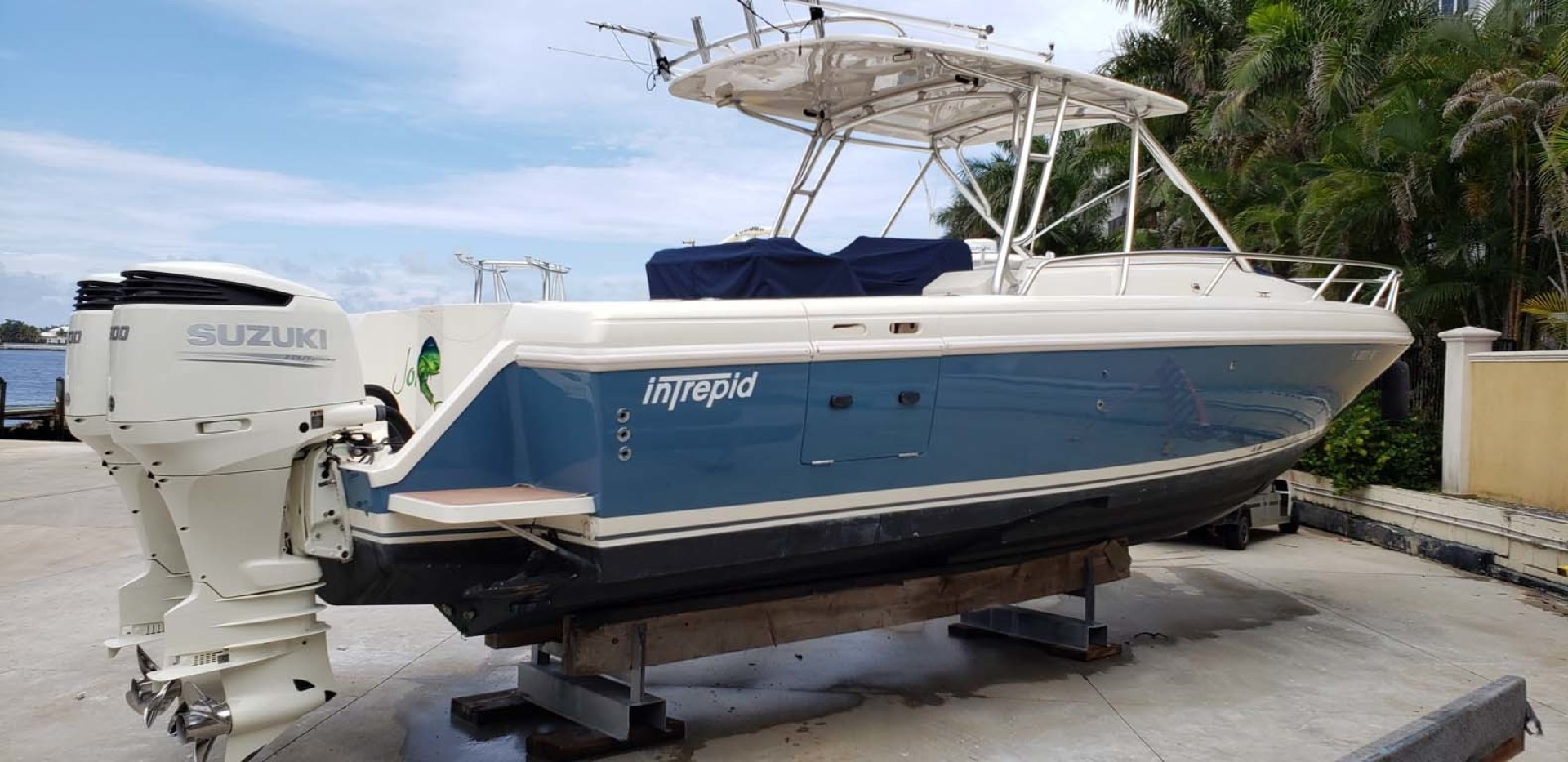Intrepid-348 Walkaround 2003 -West Palm Beach-Florida-United States-1428811 | Thumbnail