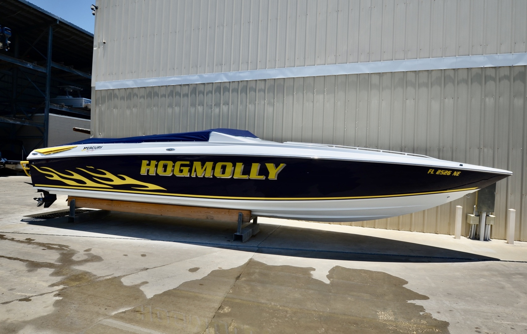 Baja-35 Outlaw 2006-HOGMOLLY Tarpon Springs-Florida-United States-1429249 | Thumbnail