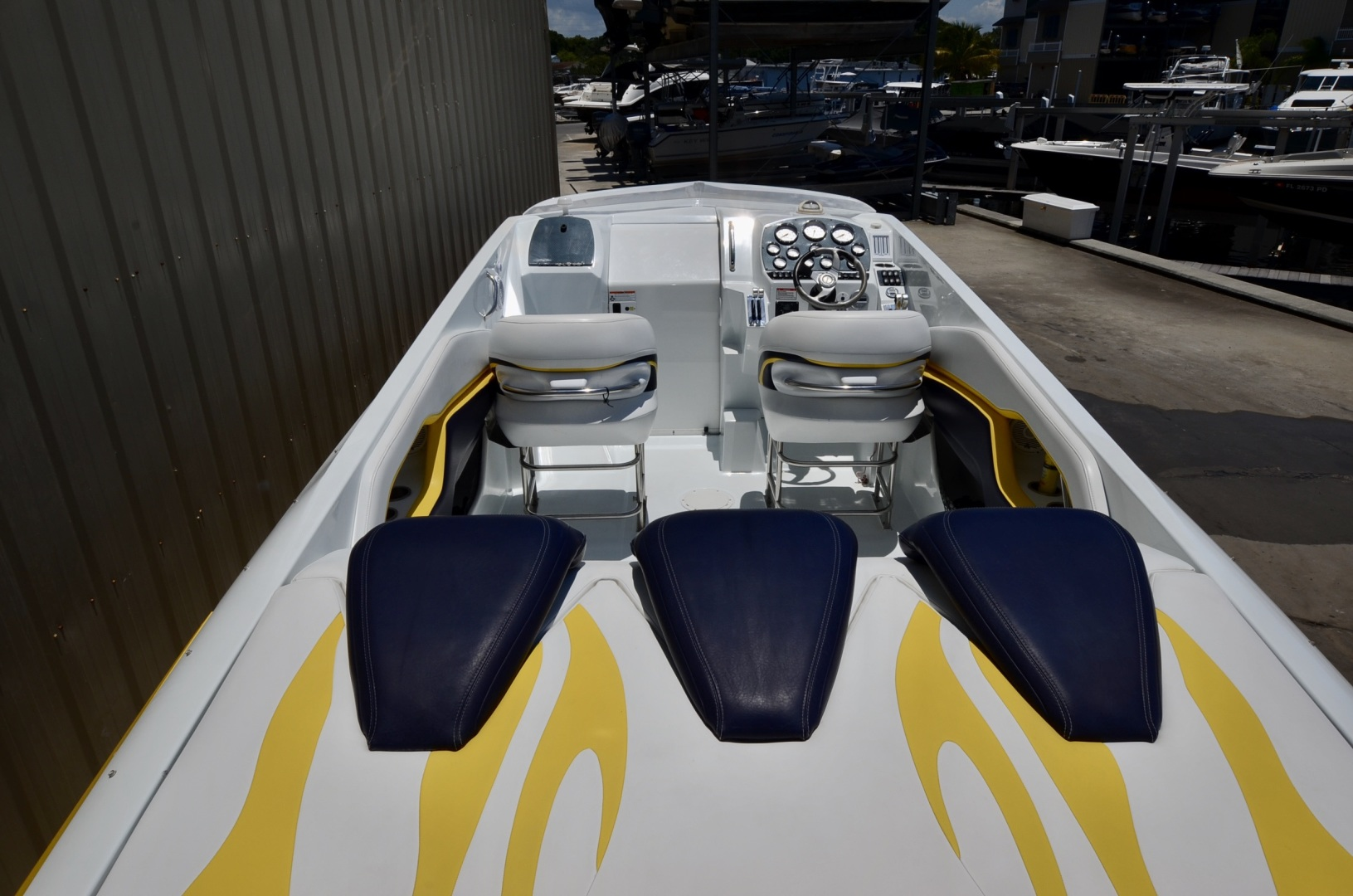 Baja-35 Outlaw 2006-HOGMOLLY Tarpon Springs-Florida-United States-1429399 | Thumbnail