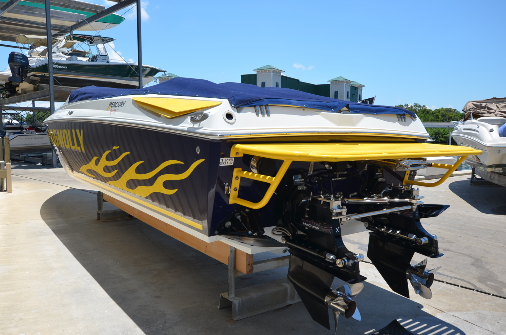 Baja-35 Outlaw 2006-HOGMOLLY Tarpon Springs-Florida-United States-1429392 | Thumbnail